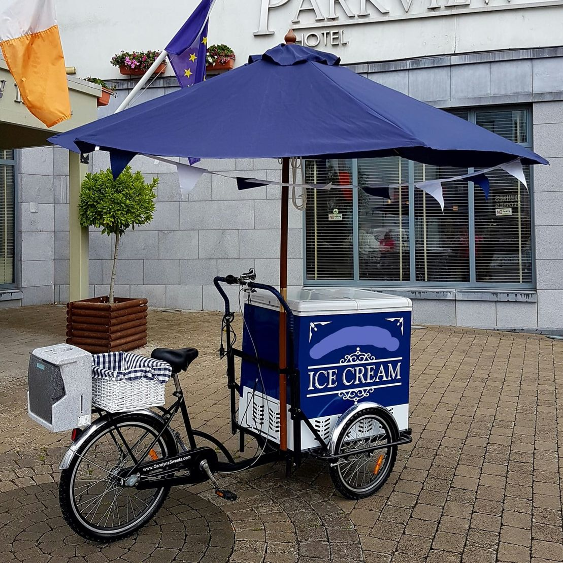 Ice Cream Bike Hire